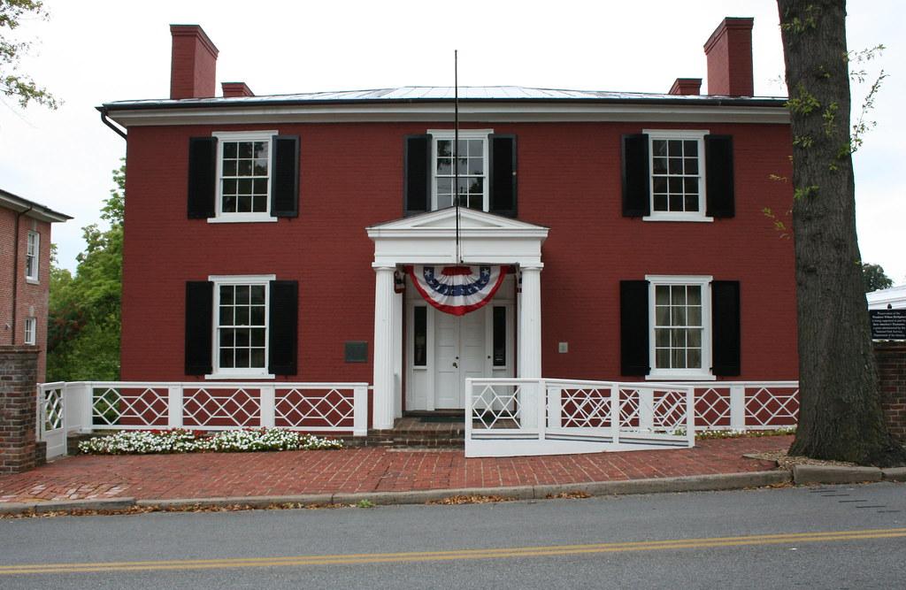 Woodrow Wilson's Birthplace, Staunton, VA