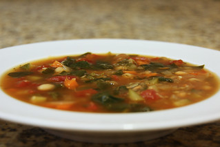 Tuscan Vegetable Soup | by Mr.TinDC