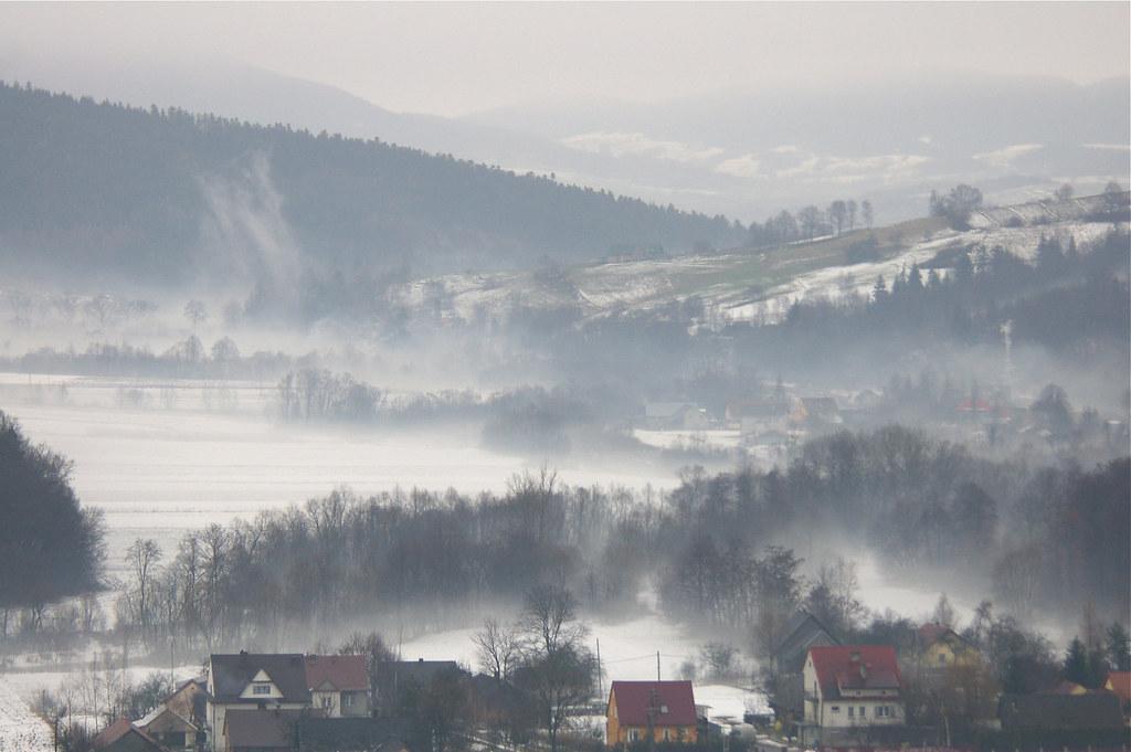 Pięknie jest w dolinie / It's beautiful in the valley
