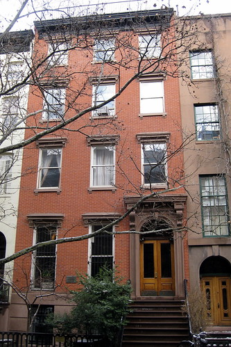 NYC - Chelsea: 453 West 21st Street | by wallyg