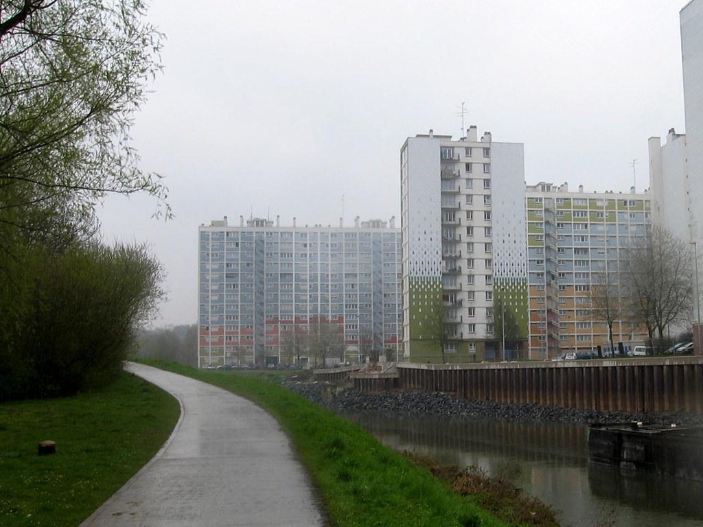 Cité maubeugeoise