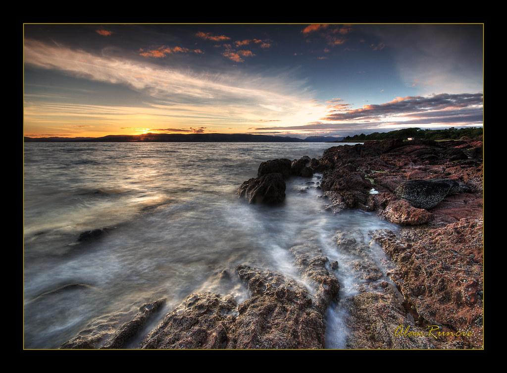 Meigle Bay by Alan Runcie