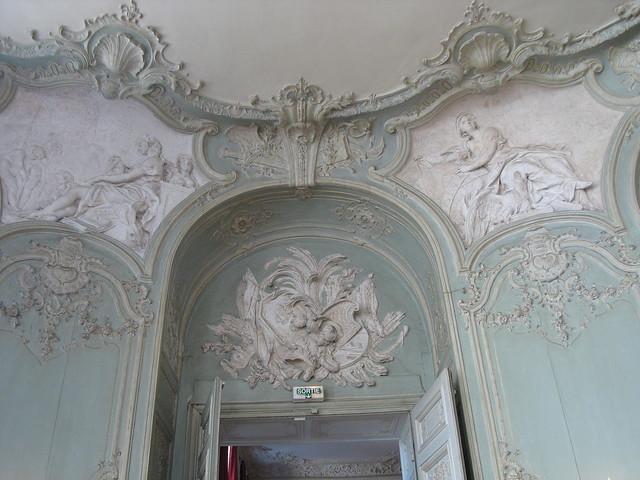 Hôtel de Soubise, interior