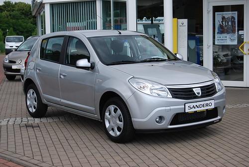 Dacia Sandero 1.4 MPI | by tm-md