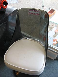 Boyfriend Chair | by library riot