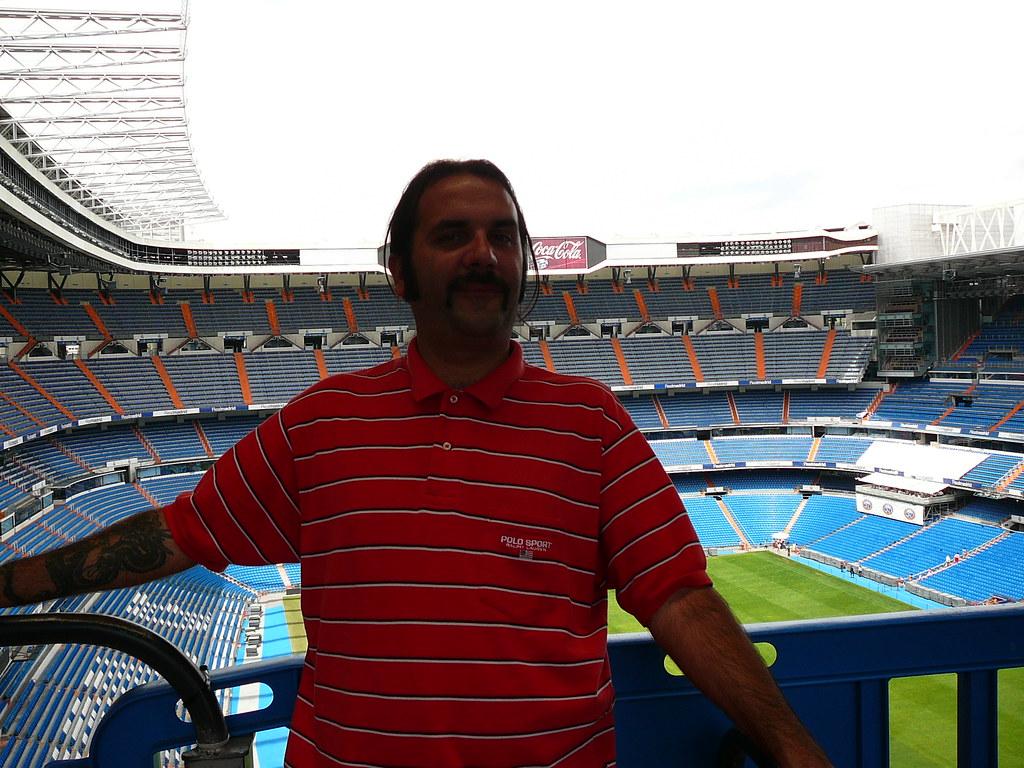 Stadio Santiago Bernabéu MADRID