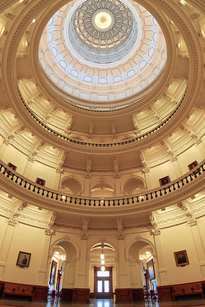 Wide Rotunda