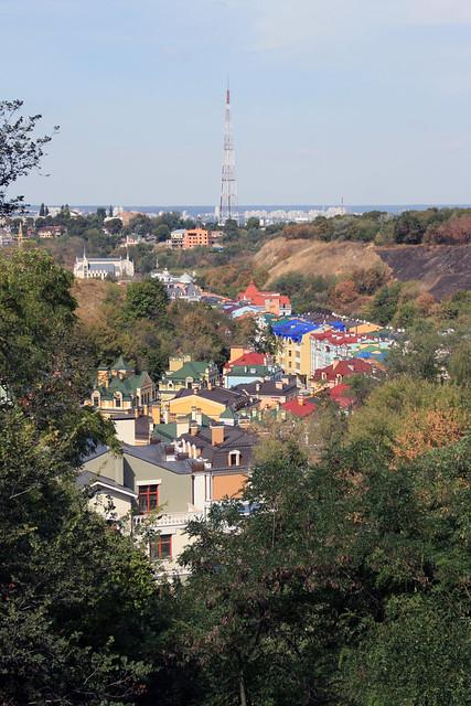 Colourful Kiev
