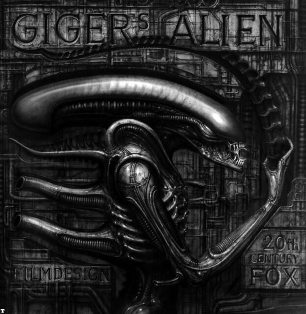 H.R. Giger - Alien