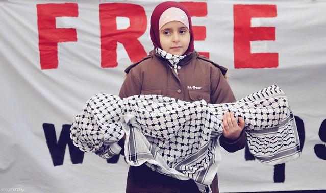 Gaza / Palestine Protest Dublin [2009]