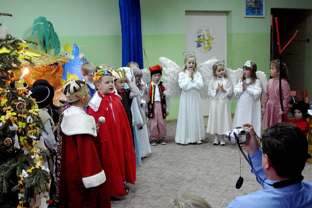 Jasełka / Nativity play