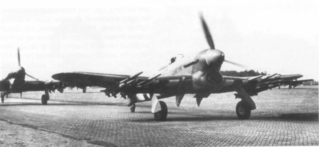 DMP-D561 RAF TYPHOONS IN FRENCH SOIL.