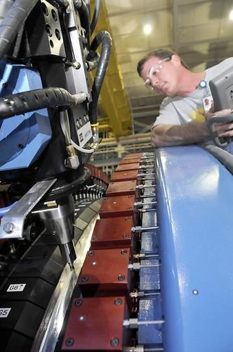 Friction Stir Welding >> Friction Stir Welding: Robotic Tool (NASA, 1/30/09)   Flickr