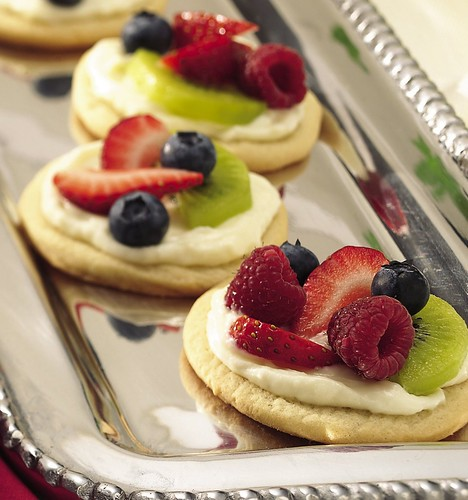 Recipe: Mini Fruit Pizzas | by Pillsbury.com