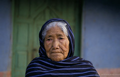 Portrait of elderly woman. Mexico | by World Bank Photo Collection