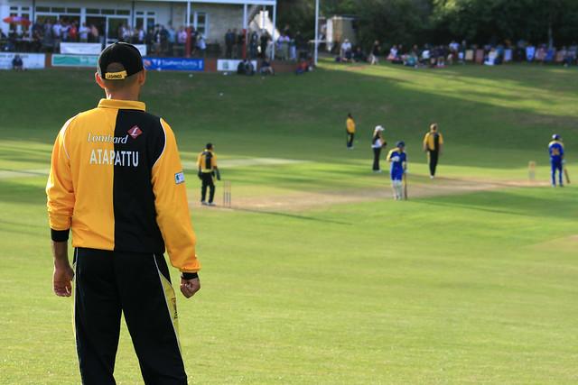 Cricket - Ventnor CC Vs Lashings World XI