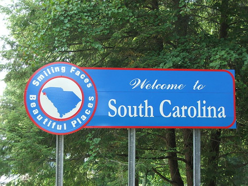 Welcome to South Carolina | by ontheopenroad