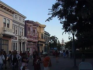 San Francisco, Highway 49, Golden State, Disney's California Adventure, Anaheim, California, 2008.05.26 18:55