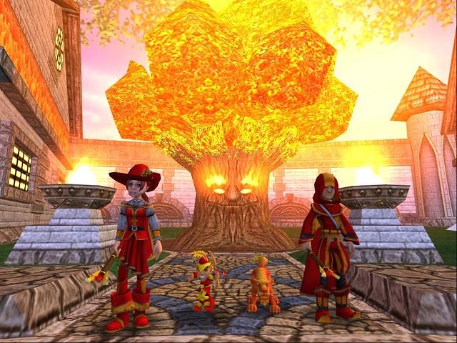 Wizard 101 Fire