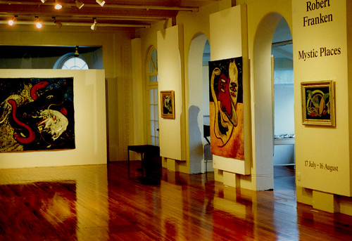 Exhibition Lopdell House Titirangi Auckland 1999....