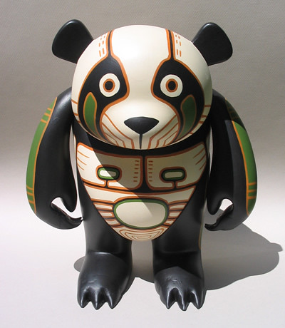 woodland panda 1 | by grimsheep