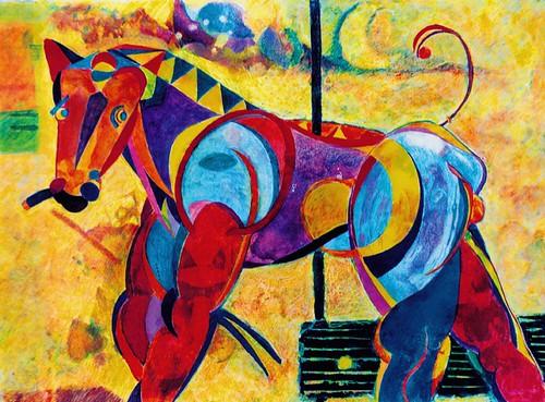 Harlequin Horse | by David_Derr