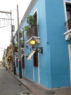Salomé Urena Narrow Street