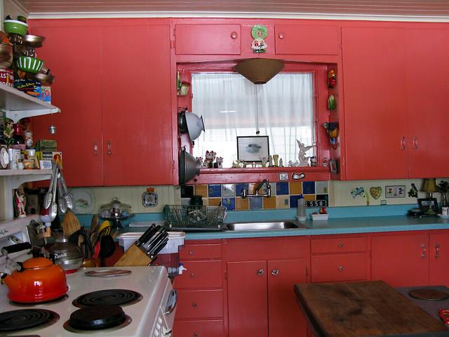 Winter Light Kitchen I- The Kitchen Window Project