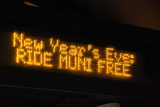 New Yea's Eve: Ride Muni Free | by Steve Rhodes