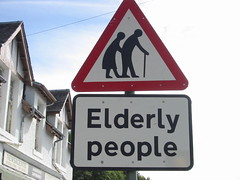 Elderly People Street Sign | by Ethan Prater