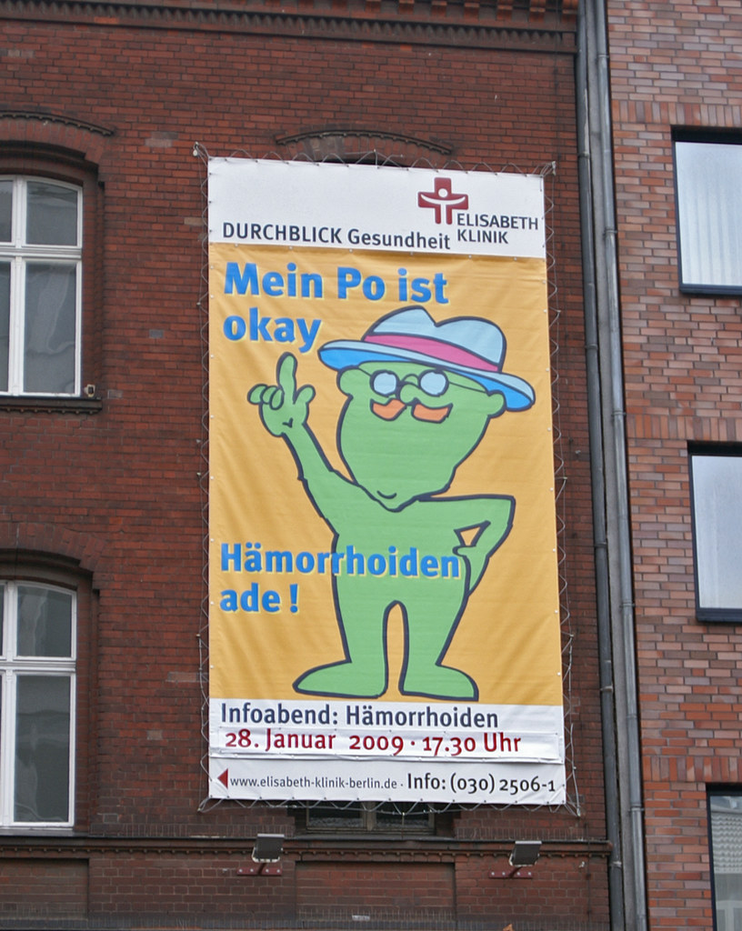 Mein Po Ist Okay Thanks For The Information Berlin Germa Flickr