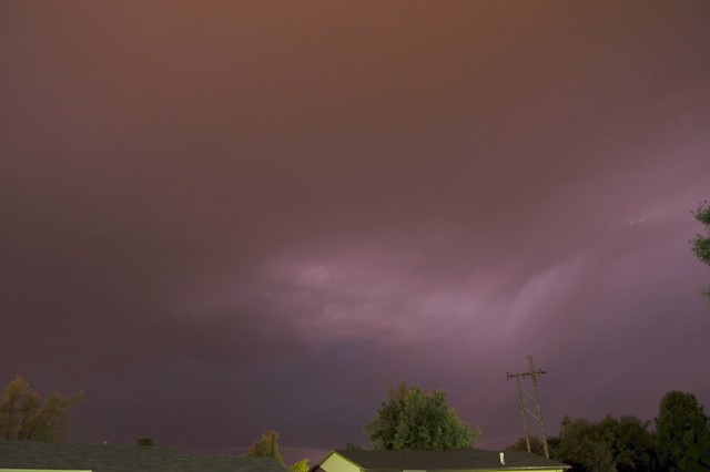 061108 - Intense Nebraska June Lightning