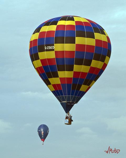 Bristol International Balloon Fiesta, G-ZSKD