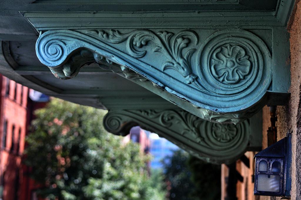 Boston Architectual Detail 2 by Violentz