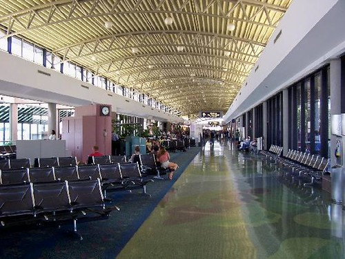 Inside Tampa International Airport | More than 20 different … | Flickr