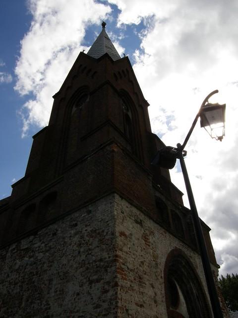 Eglise de Nowe Warpno