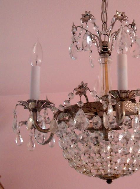livingroom chandelier