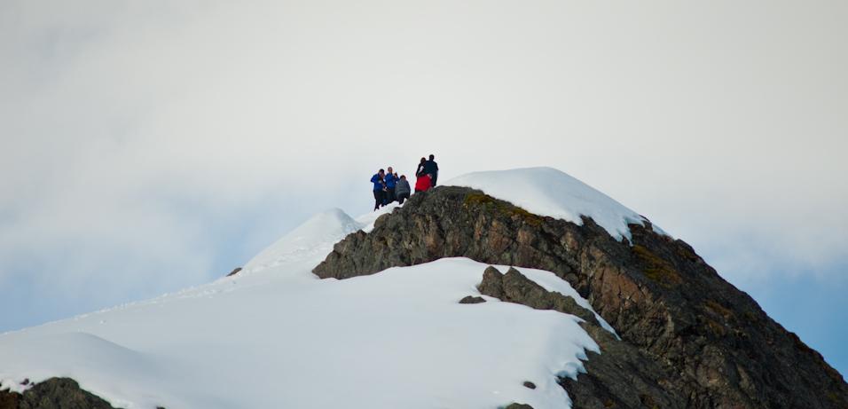 They Climbed High