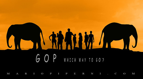Republican Party - In Search Of Itself, From CreativeCommonsPhoto