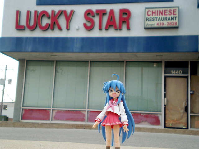 Lucky Star is Closed for Business