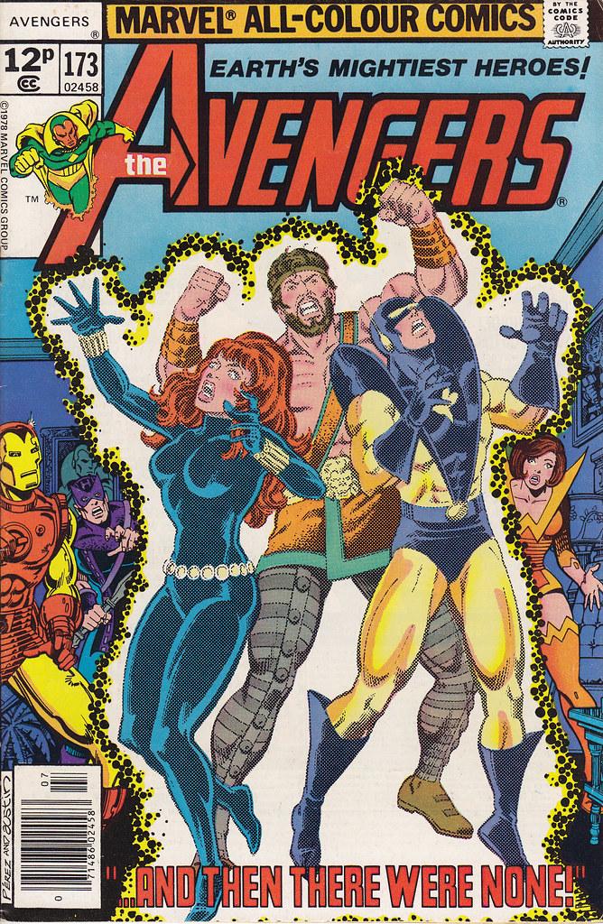 Marvel Avengers Reihe