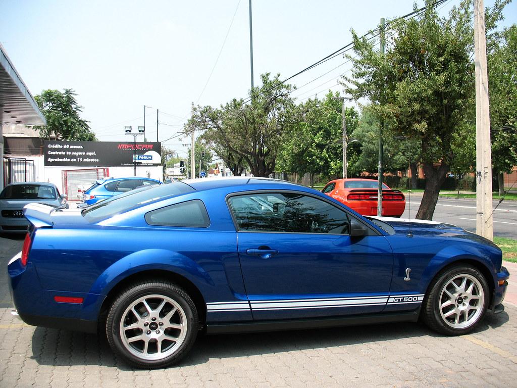 Ford Mustang Shelby GT 500 Cobra 2009 | RL GNZLZ | Flickr