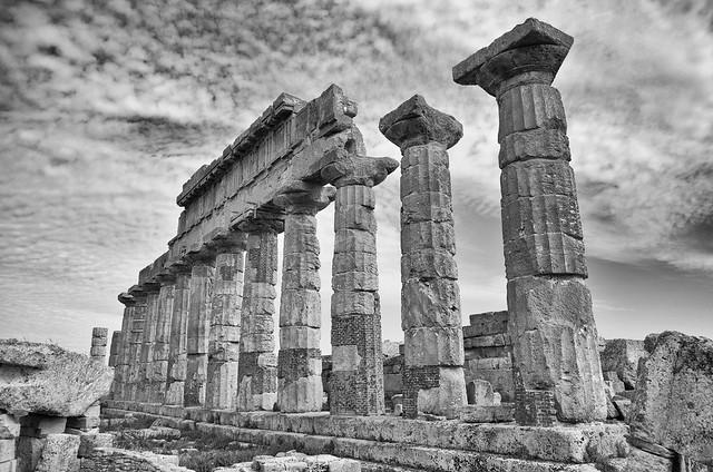 Selinunte : le Temple C