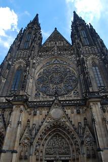 St. Vitus Cathedral, Prague Castle, Prague