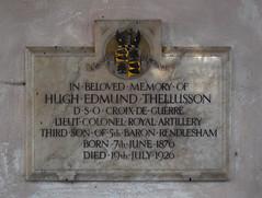 Hugh Edmund Thellusson