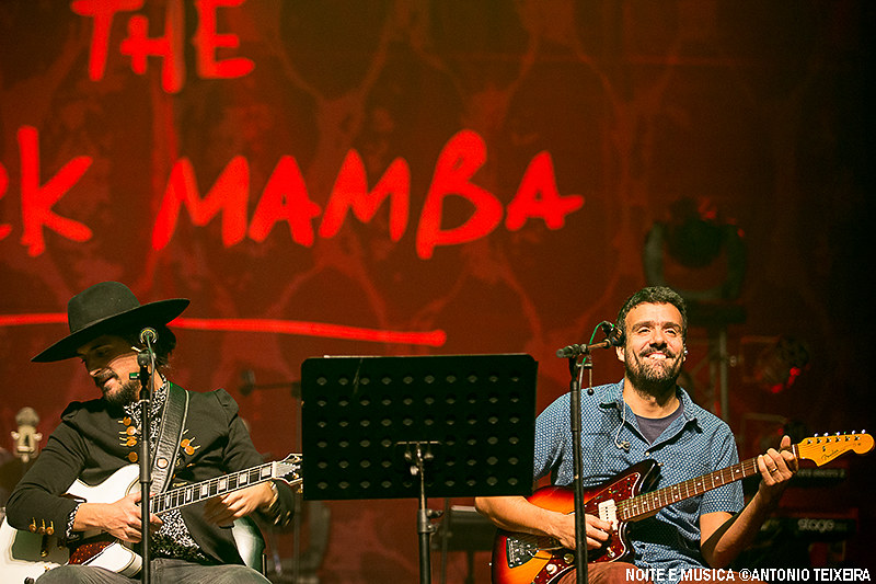 The Black Mamba e Miguel Araújo - Coliseu do Porto '17