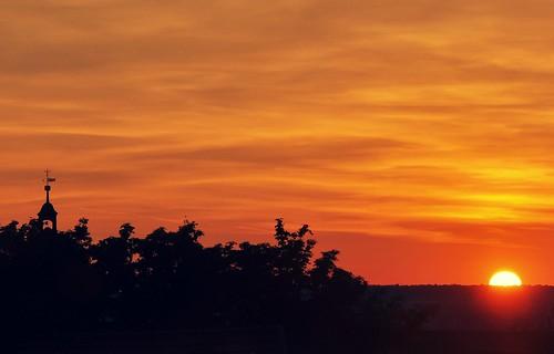 göttingen germany göttingengermany skyscape