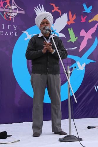 SNM Branch Sanyojak, Baldev Singh from Bazpur