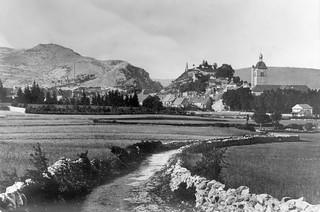 Les jardins du chemin du Mont