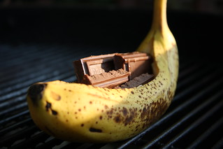 Chocolate Banana Boat: Before | by Another Pint Please...